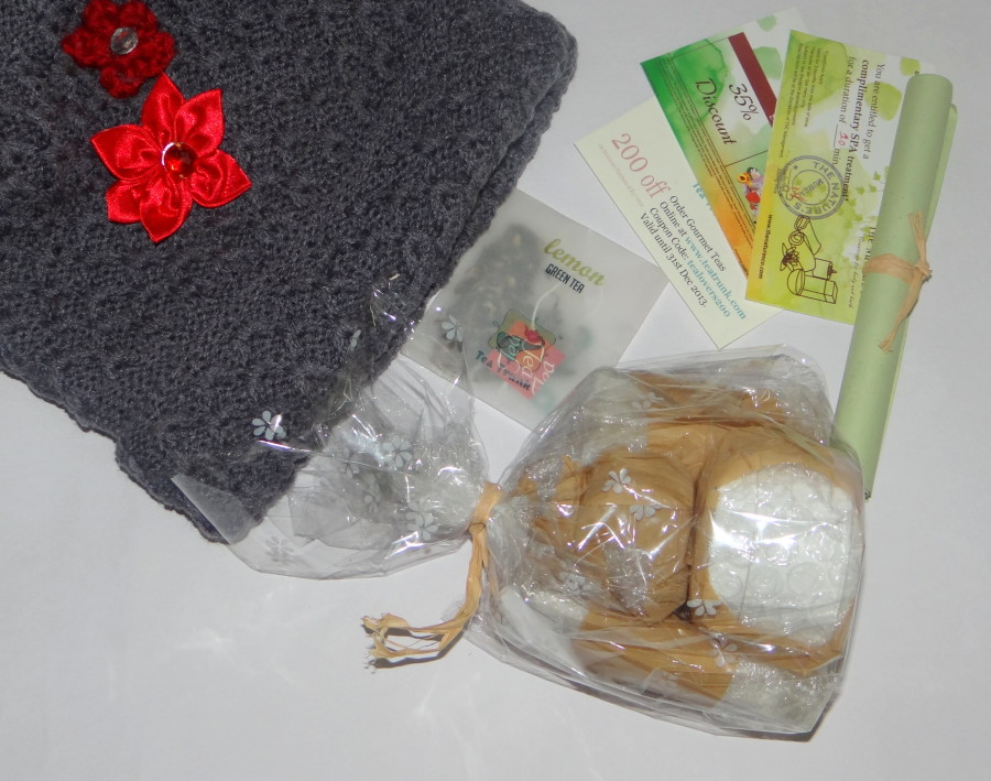 The Nature's co beautywish box november (4)