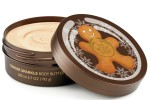 The Body Shop's Ginger Sparkle, Cranberry Joy and Vanilla Bliss collection