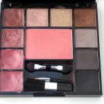 Oriflame Marcel Palette Review Swatches Photos