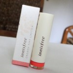 Innisfree Creamy Tint Lipstick Review Swatches Photos