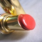 YSL Rouge Volupte Shine Lipstick Orange Impertinent