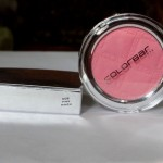 Colorbar Pink Pinch Cheek illusion Blush Review