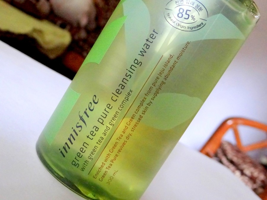 Innisfree Green Tea Cleansing Water (3)