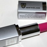 Kryolan Classic Lipstick LC 122 Review Swatches