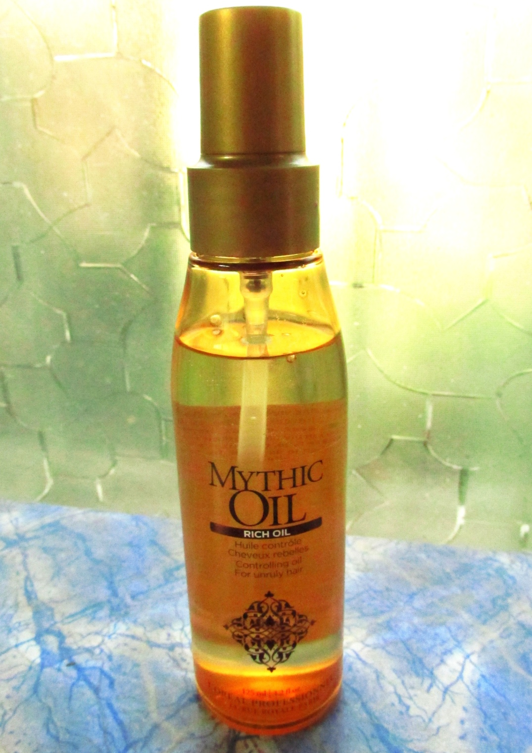 Extraordinary Oil L'oreal Review L'oreal Mythic Oil Review
