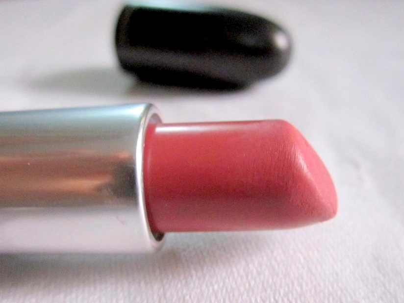 MAC Mehr Lipstick Review (2)