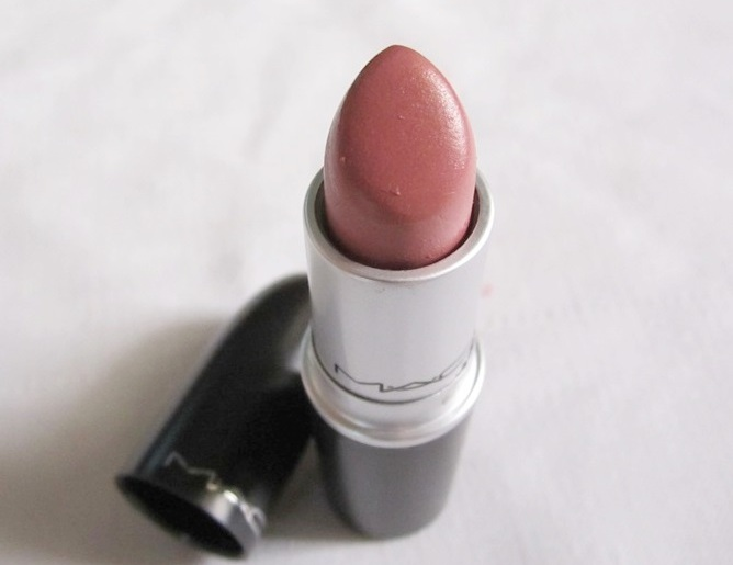 MAC Modesty Lipstick (2)