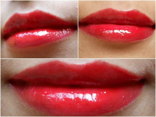 MAC RiRi Woo Lipglass review (1)