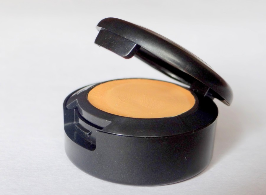 MAC Studio Finish Concealer NC 42 review  (3)