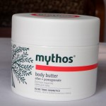 Mythos Body Butter Olive+Pomegranate Review