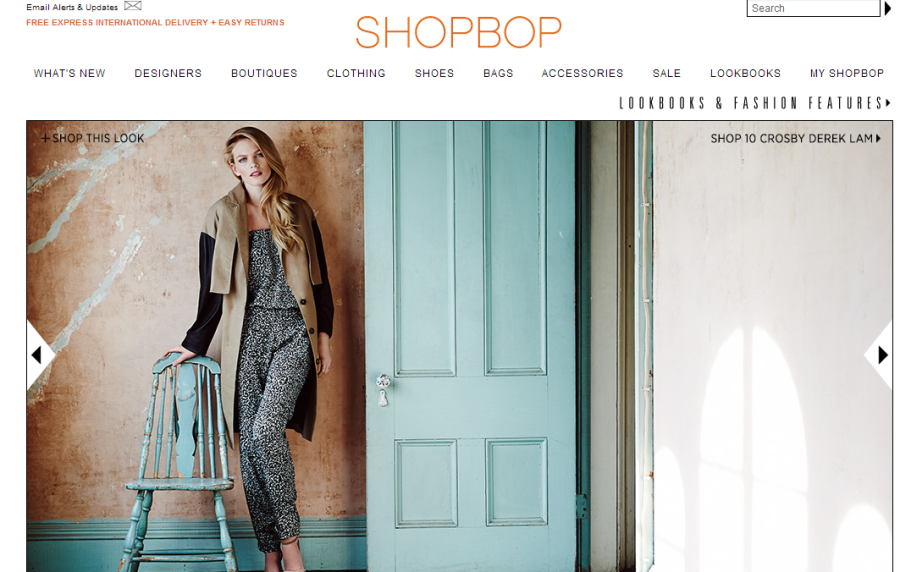 Shopbop review