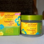 Alba Botanica Papaya Enzyme Facial Mask Review