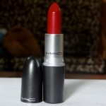 MAC Dare You Lipstick Review Swatches Photos