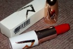 MAC Riri Woo Lipstick Review Swatches Photos – Comparison with Ruby Woo