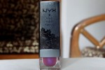 NYX Black Label Lipstick Orchid Review Swatches Photos