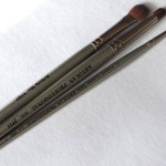 Kryolan Professional Eyemakeup Brushes Review