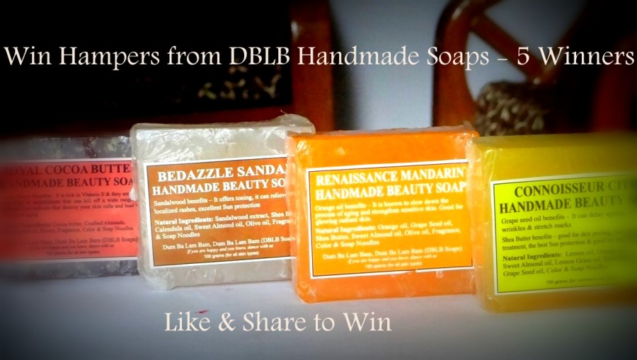 DBLB Handmade Beauty Soaps Review (2)