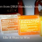 Win Hampers from DBLB Handmade Soaps – 5 Winners