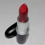 MAC Party Line Lipstick Review Swatches Photos