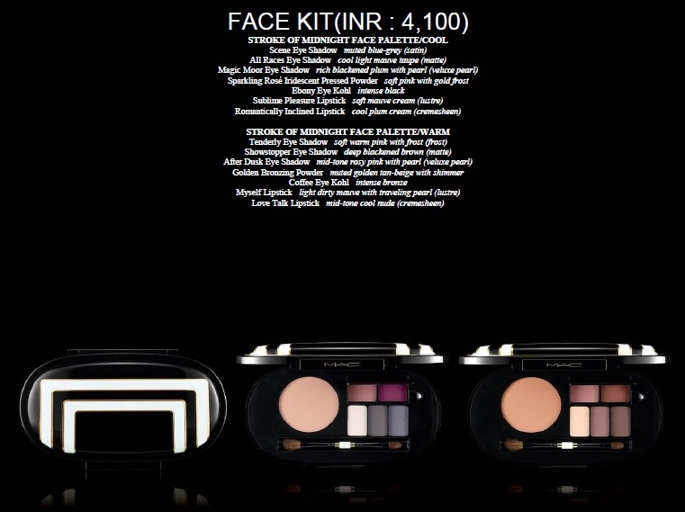 MAC Stroke OF Midnight Collection Pictures 5