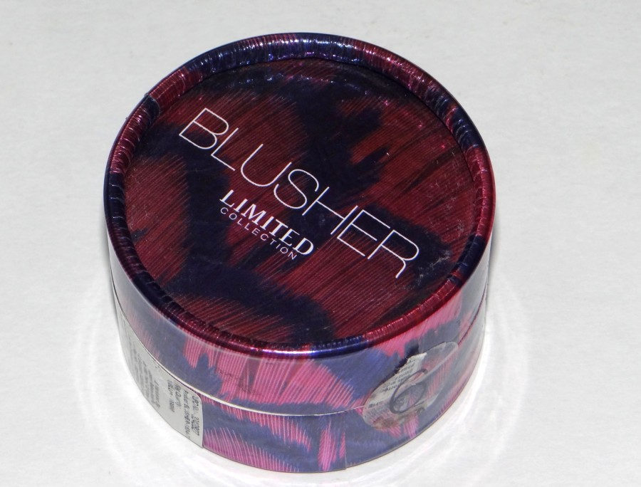 Marks & Spencer Limited Collection Blusher review swatches (2)