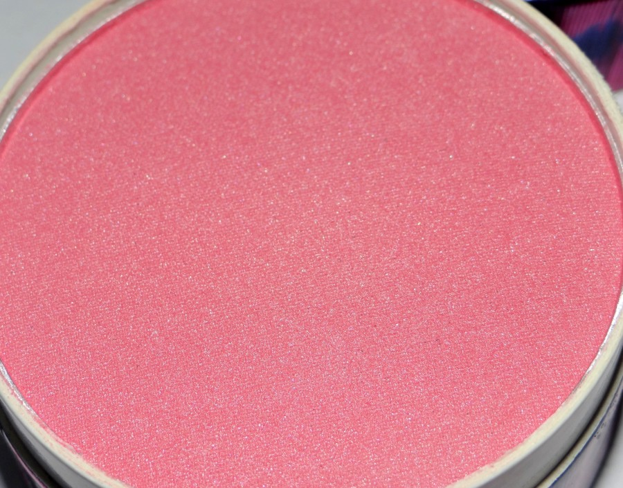 Marks & Spencer Limited Collection Blusher review swatches (4)