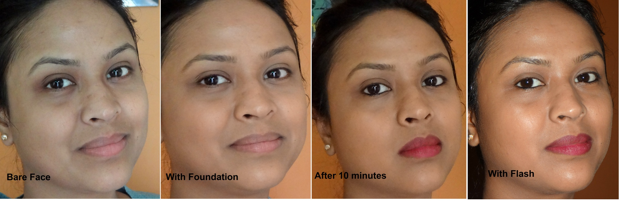 Maybelline Fit Me Foundation 315 Review Swatches Photobe Beautilicious
