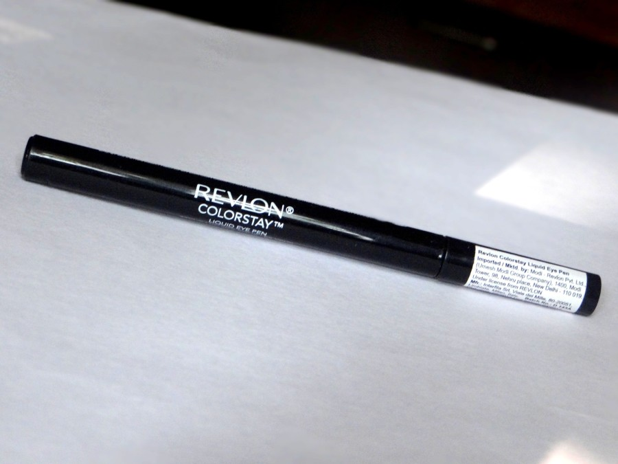 Revlon Colorstay Liquid Eye Pen Review Swatches Photos (2)