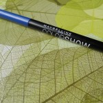 Maybelline Colorshow Crayon Kohl in Ocean Blue Review