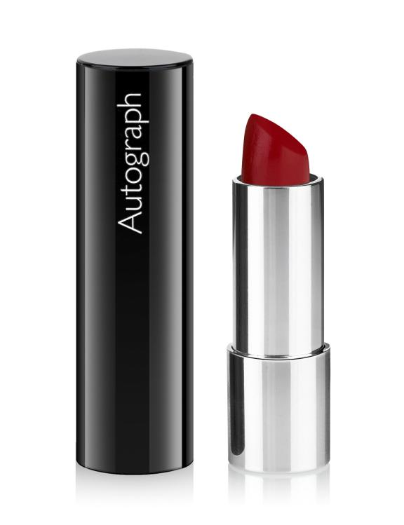 Autograph Color Intense Matte Lipstick in mulberry, INR 999