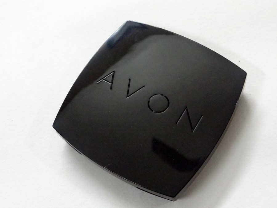 Avon True Color Eyeshadow Quad Glow Teal review swatches photos (12)