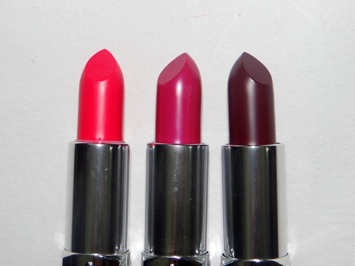 Avon Ultra Color LIpstick swatches pictures (4)