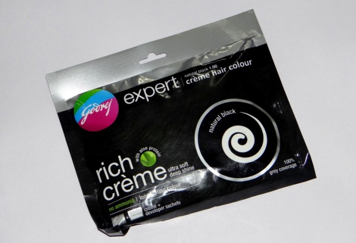 Godrej Expert rich Creme hair color review (2)