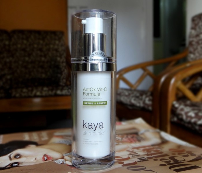 Kaya AntiOx Vit C Formula review (2)