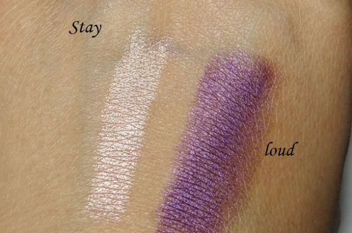 MUA colourblast Eyeshadow Tint review swatches photos (6)