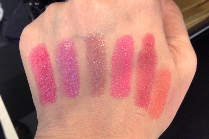 Revlon Colorburst Lacquer balm swatches india