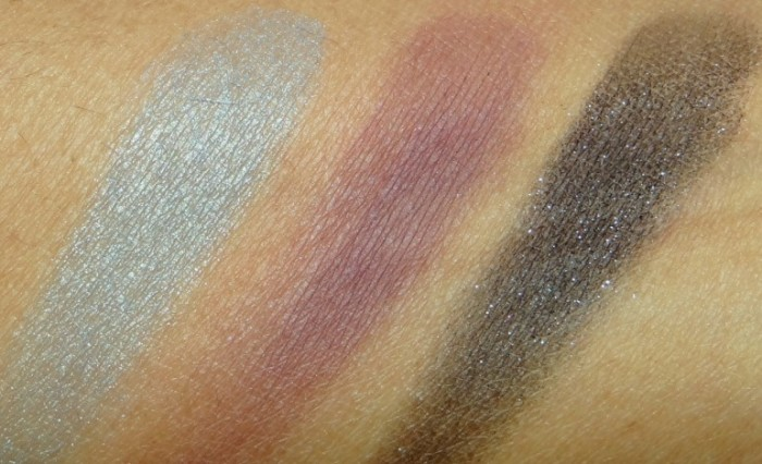 Revlon Colorstay shadowlinks review swatches photos plum onyx peacock (2)