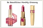Be Beautilcious Monthly Giveaway – Win Loreal Makeup Products