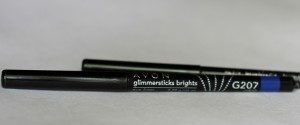 AVON Cobalt Cool Glimmersticks Brights review swatches (2)