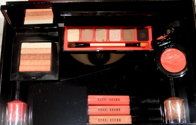 Bobbi Brown Nectar & Nude collection swatches review india (2)