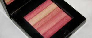 Bobbi Brown Nectar Shimmer Brick review swatches  (2)
