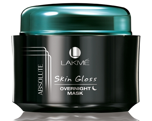 Lakme Absolute Skin Gloss Overnight Mask
