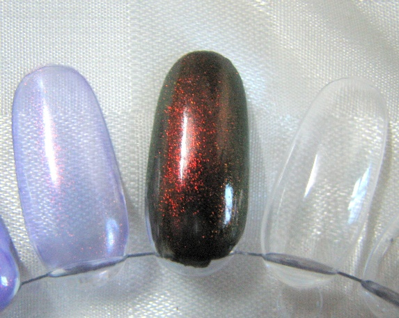 Max Factor Fantasy Fire Max Effect Mini Nail Polish Review and Swatches (2)