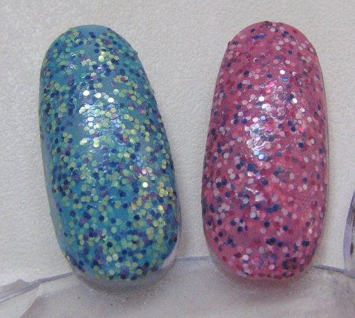 Nails Inc Pudding Lane, Topping Lane Special Effects Nail polish  (3)
