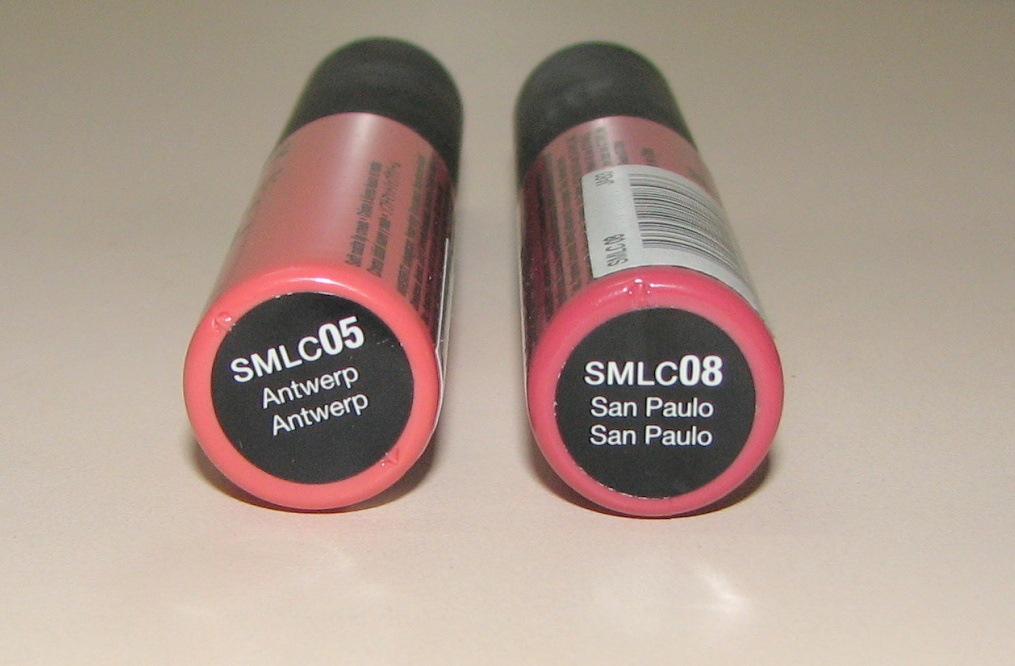 ... nyx soft matte lip cream antwerp san paulo review swatches · before · another problem mufe ...