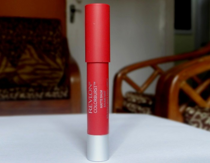 Revlon Colorburst Matte Balm Standout Review Swatches Photos (1)