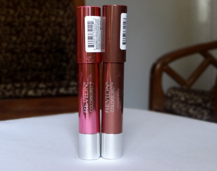 Revlon Coy, Coquette Colorburst Lacquer Balms Review Swatches Photos (4)