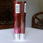 Revlon Colorburst Lacquer Balm Coy, Coquette Review Swatches Photos