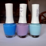Tha Face Shop Nail Polish swatches photos 2 150x150