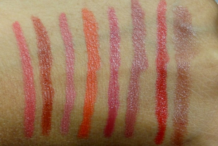 bobbi brown art stick swatches india (3)